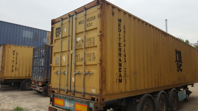 Container 12 Meter